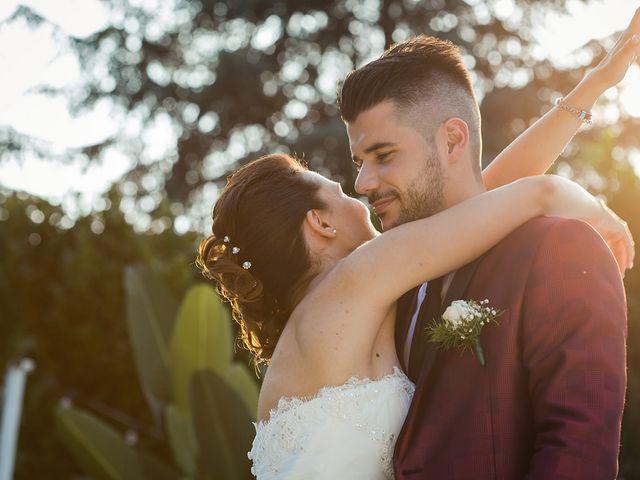Il matrimonio di Alex e Eleonora a Dueville, Vicenza 62
