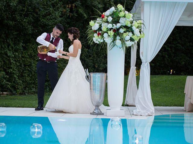 Il matrimonio di Alex e Eleonora a Dueville, Vicenza 67