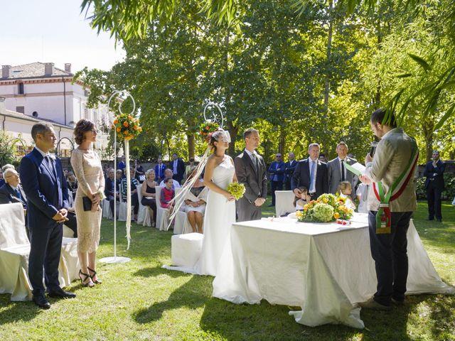 Il matrimonio di Matteo e Elisa a Mantova, Mantova 24