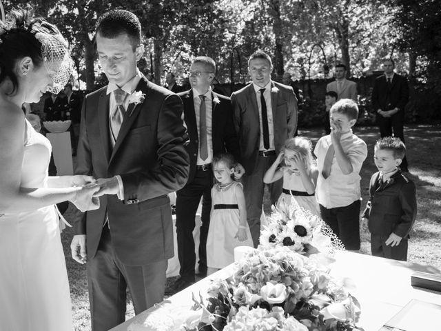 Il matrimonio di Matteo e Elisa a Mantova, Mantova 1
