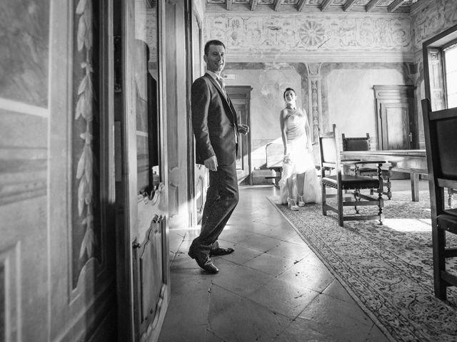 Il matrimonio di Matteo e Elisa a Mantova, Mantova 35