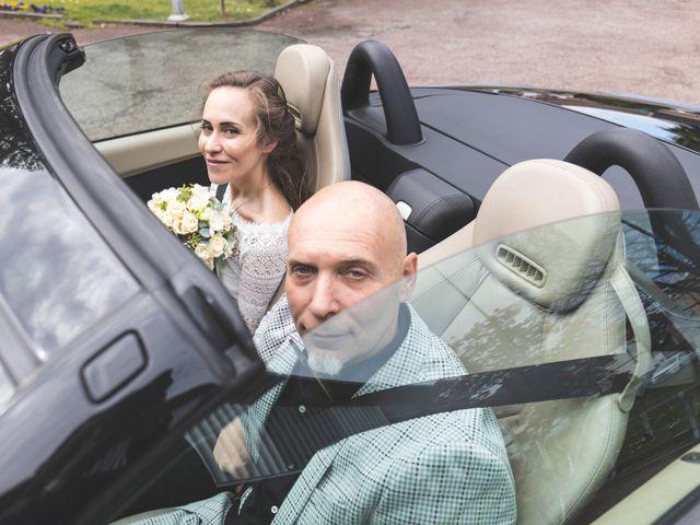 Il matrimonio di Marco e Sharone a Segrate, Milano 18