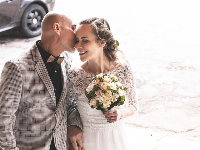 Il matrimonio di Marco e Sharone a Segrate, Milano 19