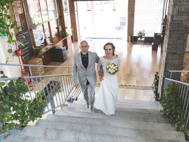 Il matrimonio di Marco e Sharone a Segrate, Milano 20