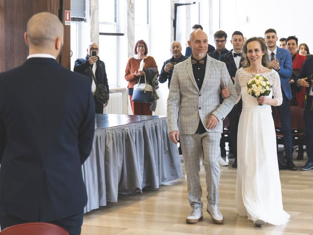 Il matrimonio di Marco e Sharone a Segrate, Milano 21