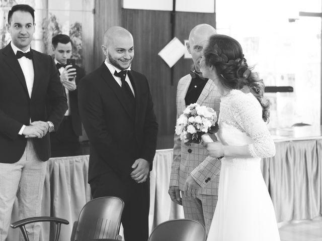 Il matrimonio di Marco e Sharone a Segrate, Milano 22
