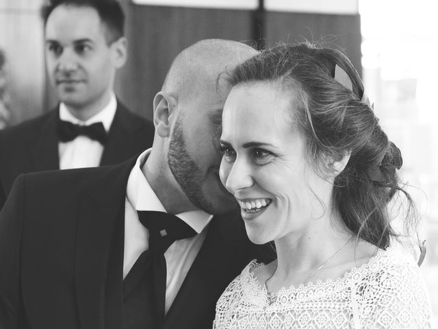 Il matrimonio di Marco e Sharone a Segrate, Milano 23