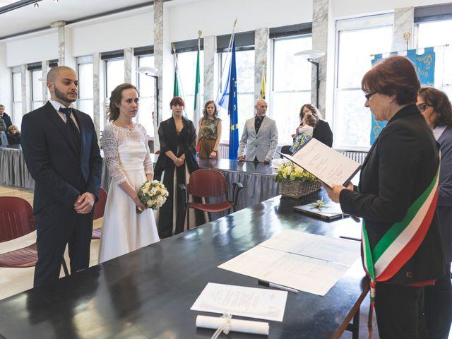 Il matrimonio di Marco e Sharone a Segrate, Milano 26