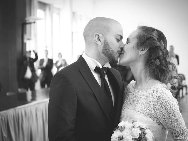 Il matrimonio di Marco e Sharone a Segrate, Milano 28