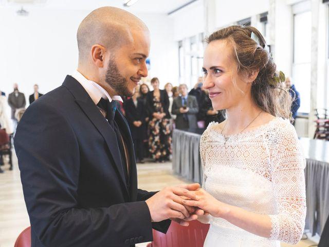 Il matrimonio di Marco e Sharone a Segrate, Milano 30