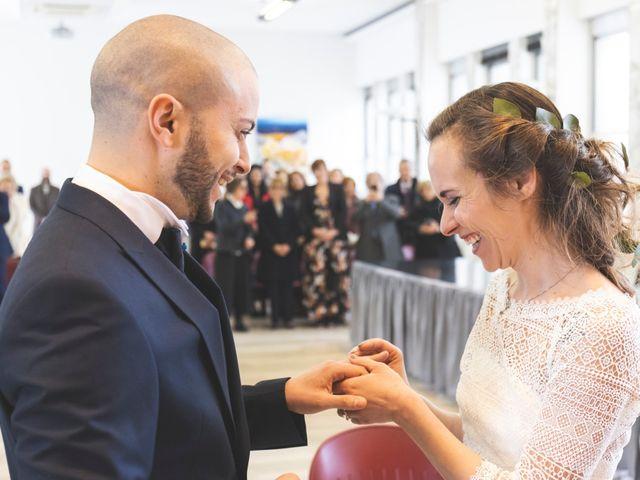 Il matrimonio di Marco e Sharone a Segrate, Milano 31