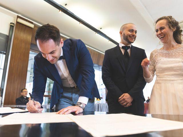 Il matrimonio di Marco e Sharone a Segrate, Milano 38