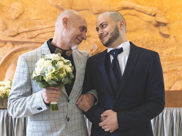 Il matrimonio di Marco e Sharone a Segrate, Milano 42