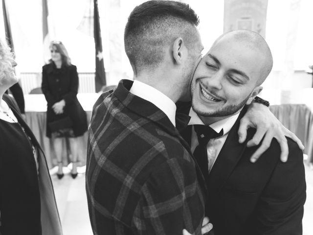 Il matrimonio di Marco e Sharone a Segrate, Milano 43