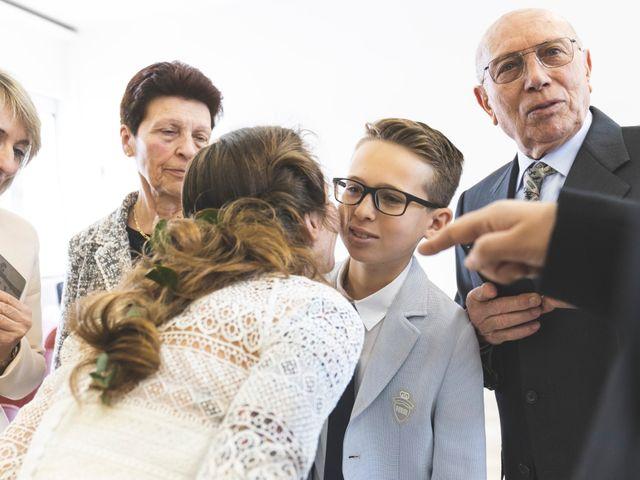 Il matrimonio di Marco e Sharone a Segrate, Milano 45