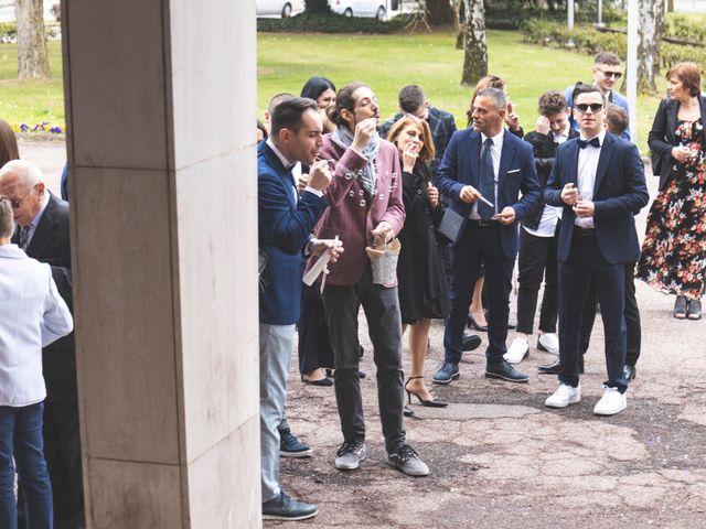 Il matrimonio di Marco e Sharone a Segrate, Milano 47