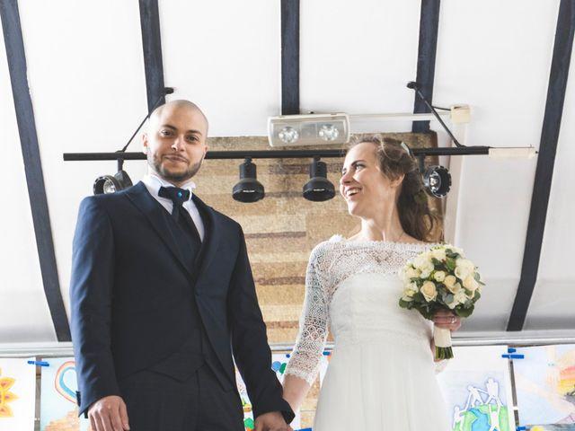Il matrimonio di Marco e Sharone a Segrate, Milano 48