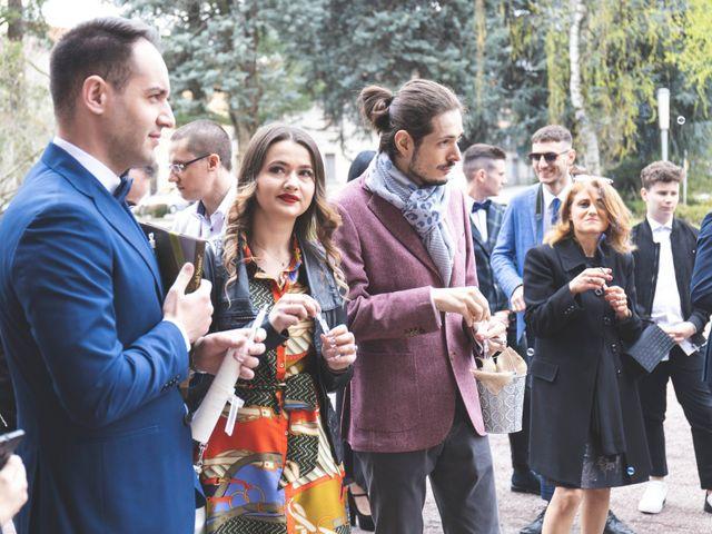 Il matrimonio di Marco e Sharone a Segrate, Milano 49