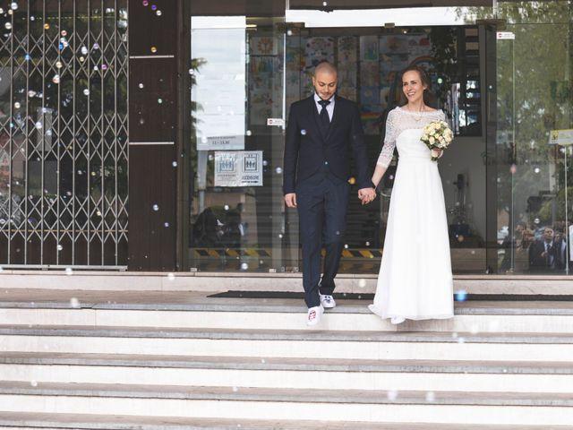 Il matrimonio di Marco e Sharone a Segrate, Milano 51