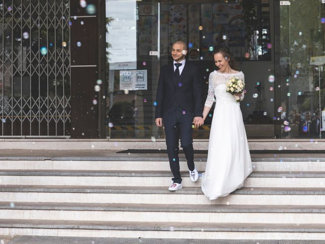 Il matrimonio di Marco e Sharone a Segrate, Milano 52