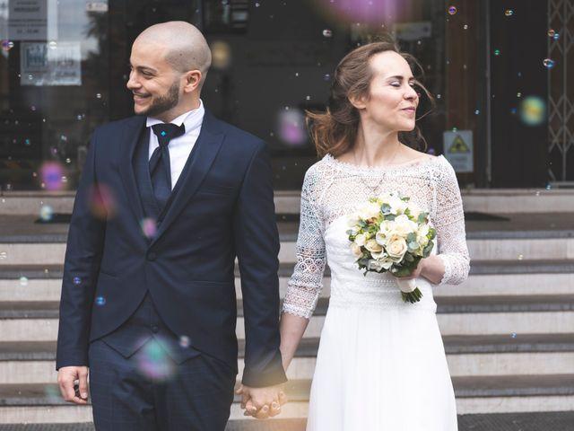 Il matrimonio di Marco e Sharone a Segrate, Milano 53