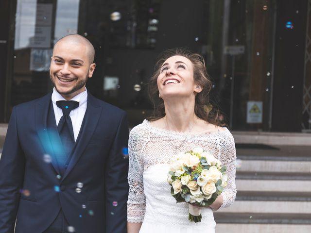Il matrimonio di Marco e Sharone a Segrate, Milano 54