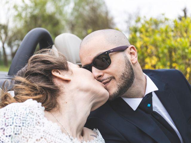 Il matrimonio di Marco e Sharone a Segrate, Milano 67