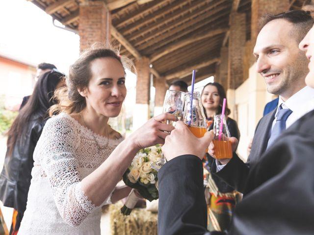 Il matrimonio di Marco e Sharone a Segrate, Milano 71