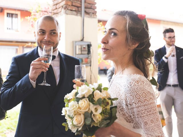 Il matrimonio di Marco e Sharone a Segrate, Milano 72