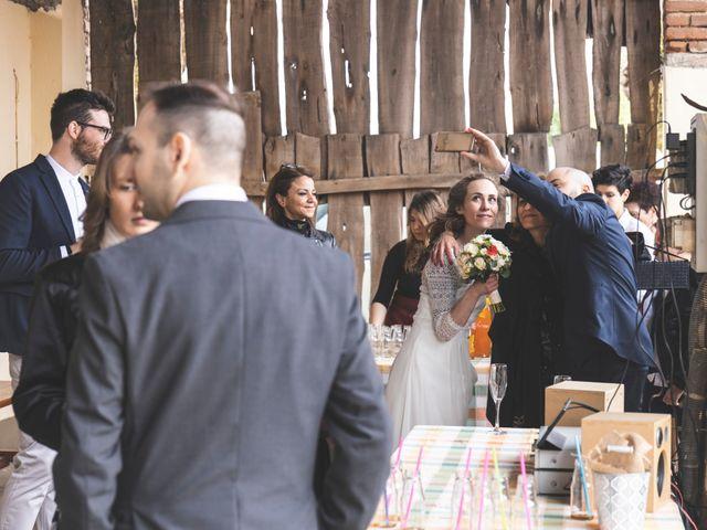 Il matrimonio di Marco e Sharone a Segrate, Milano 77