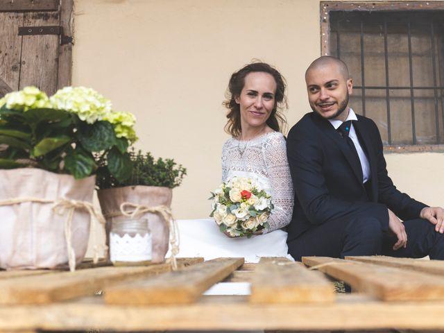 Il matrimonio di Marco e Sharone a Segrate, Milano 78