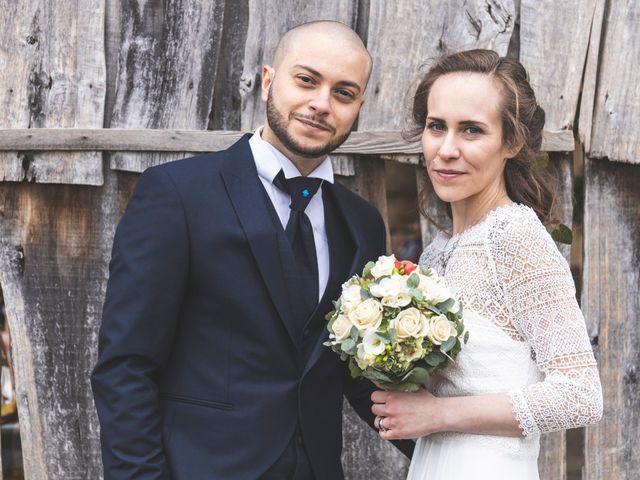 Il matrimonio di Marco e Sharone a Segrate, Milano 80