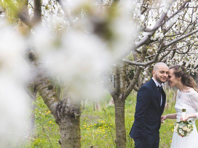 Il matrimonio di Marco e Sharone a Segrate, Milano 82