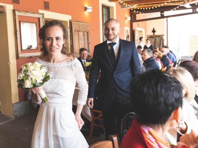 Il matrimonio di Marco e Sharone a Segrate, Milano 89