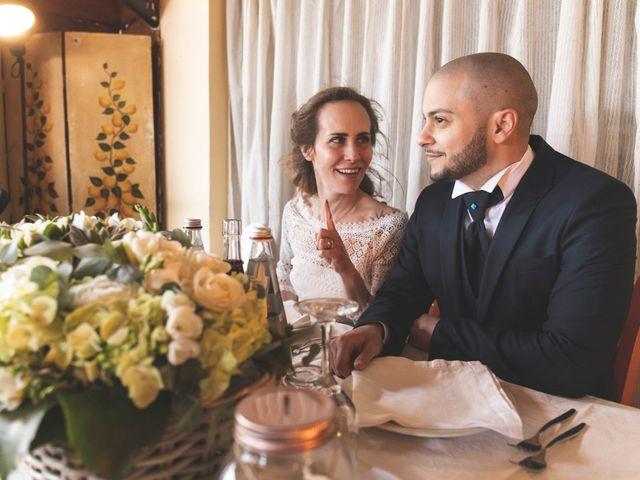 Il matrimonio di Marco e Sharone a Segrate, Milano 90