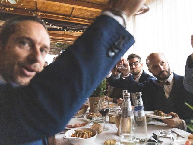 Il matrimonio di Marco e Sharone a Segrate, Milano 91
