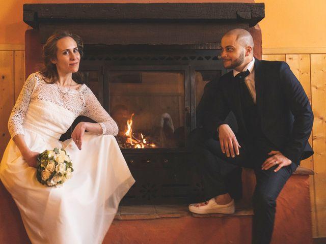 Il matrimonio di Marco e Sharone a Segrate, Milano 100