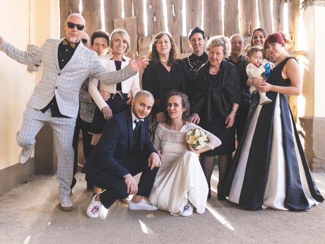 Il matrimonio di Marco e Sharone a Segrate, Milano 106