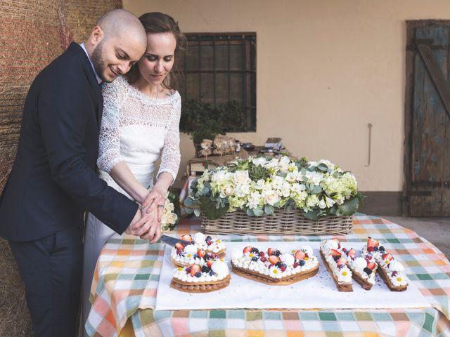 Il matrimonio di Marco e Sharone a Segrate, Milano 109