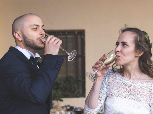 Il matrimonio di Marco e Sharone a Segrate, Milano 113