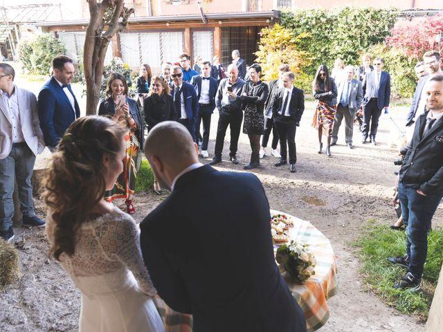 Il matrimonio di Marco e Sharone a Segrate, Milano 114