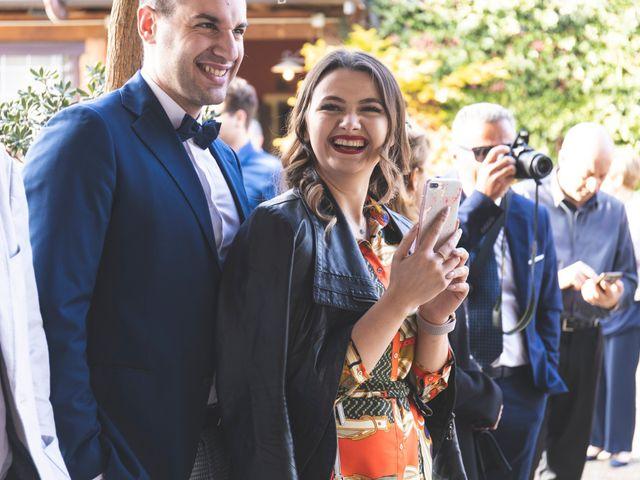 Il matrimonio di Marco e Sharone a Segrate, Milano 116