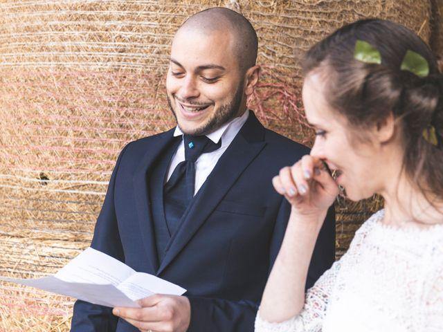Il matrimonio di Marco e Sharone a Segrate, Milano 117