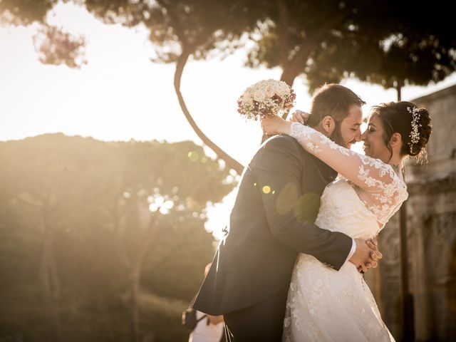 Le nozze di Verena e Francesco