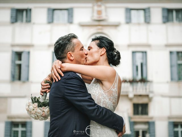 Il matrimonio di Simone e Lisa a Martellago, Venezia 2