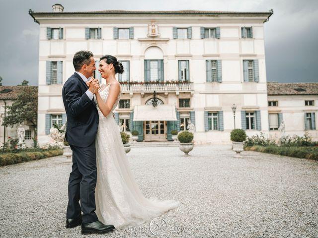 Il matrimonio di Simone e Lisa a Martellago, Venezia 6