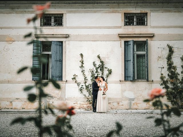 Il matrimonio di Simone e Lisa a Martellago, Venezia 1