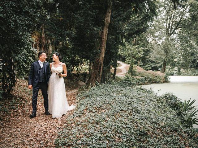 Il matrimonio di Simone e Lisa a Martellago, Venezia 8