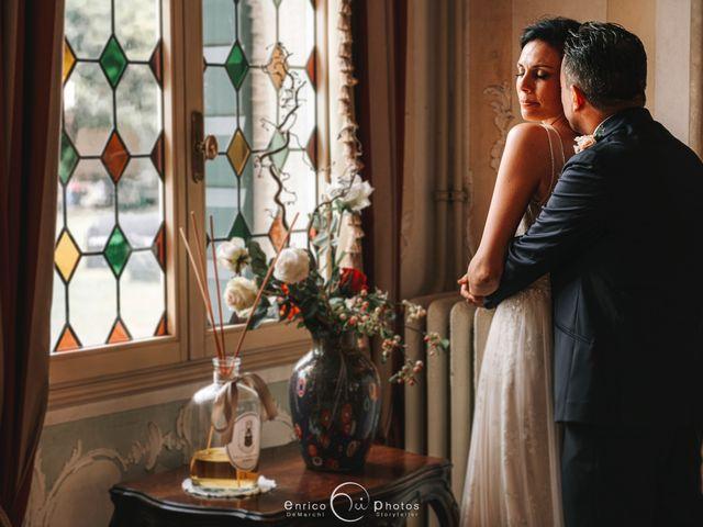 Il matrimonio di Simone e Lisa a Martellago, Venezia 9
