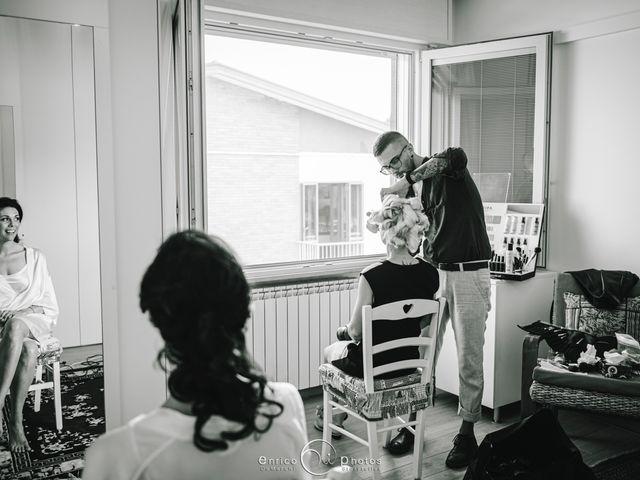 Il matrimonio di Simone e Lisa a Martellago, Venezia 24